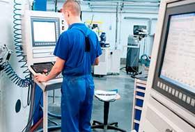 ERP software para fabricantes de maquinaria y equipos industriales