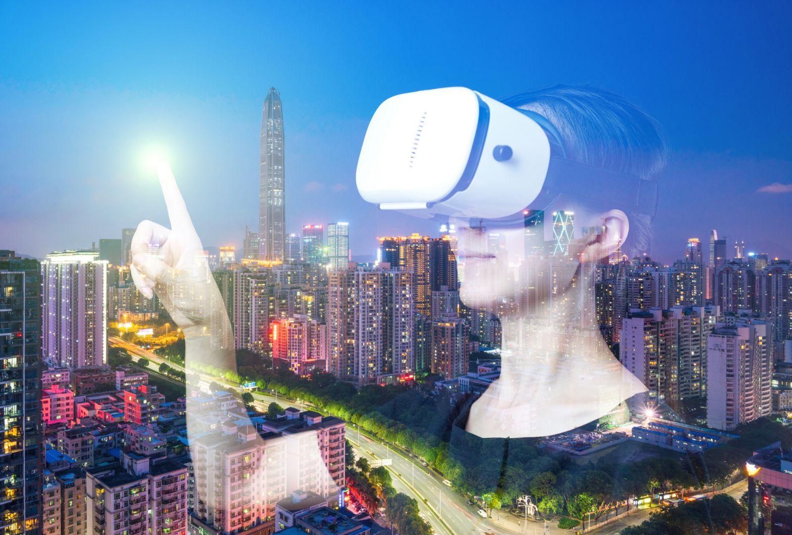 Réalité virtuelle architecture et construction