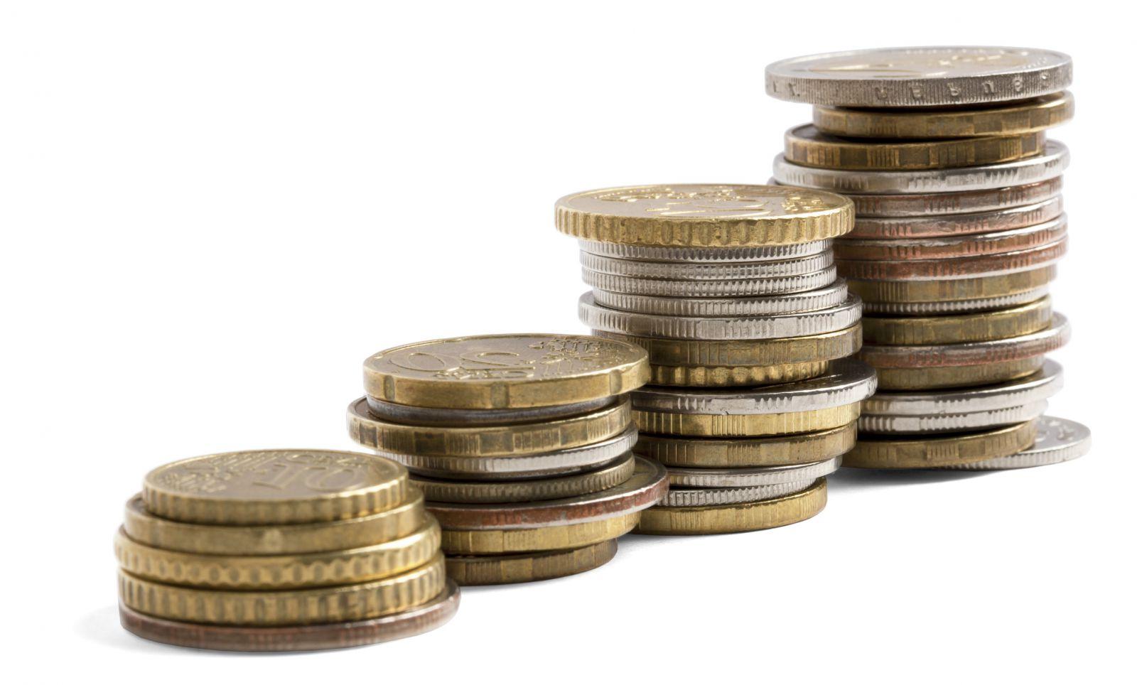 Munten geld Microsoft Dynamics ERP