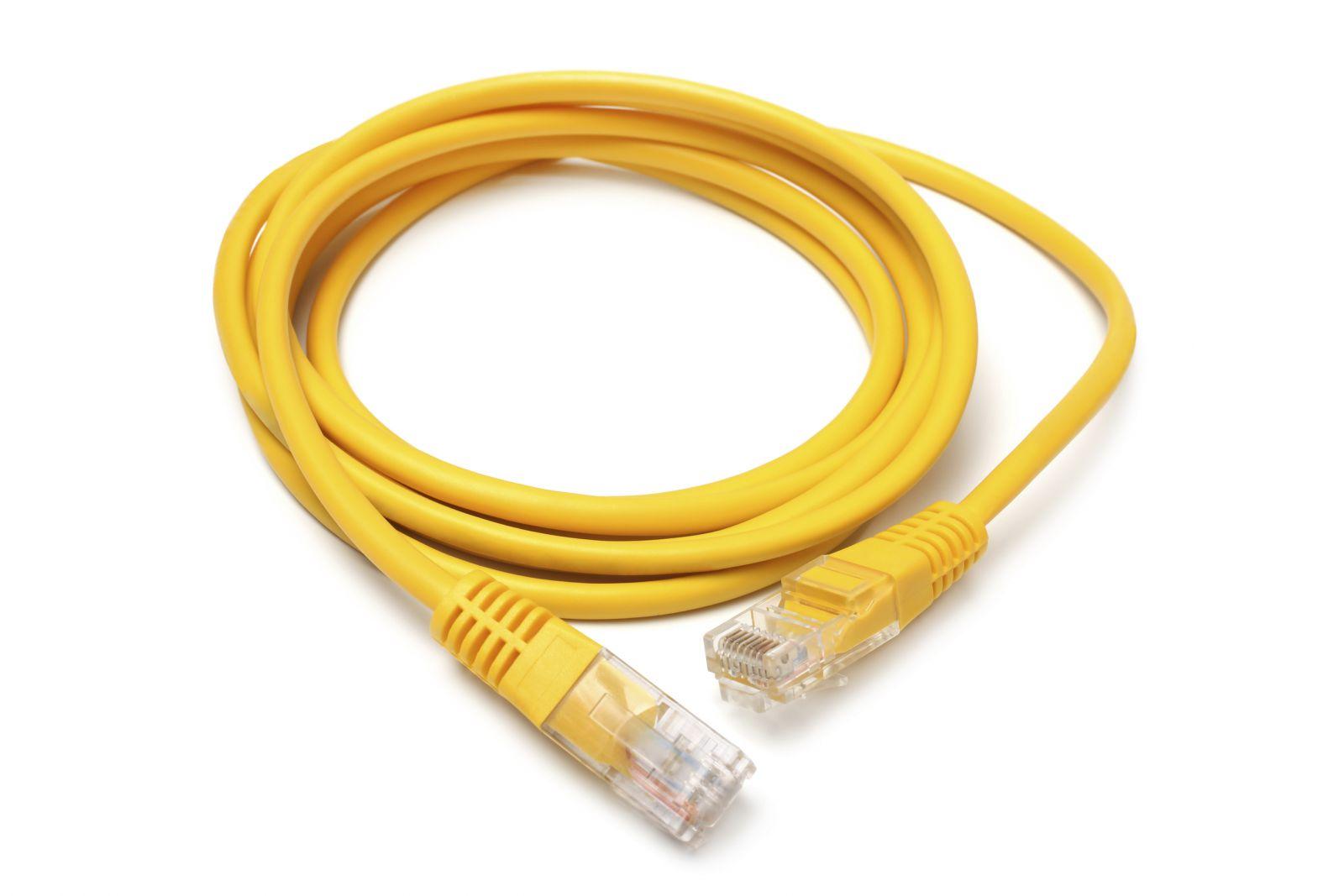 Netwerkkabel infrastructuur