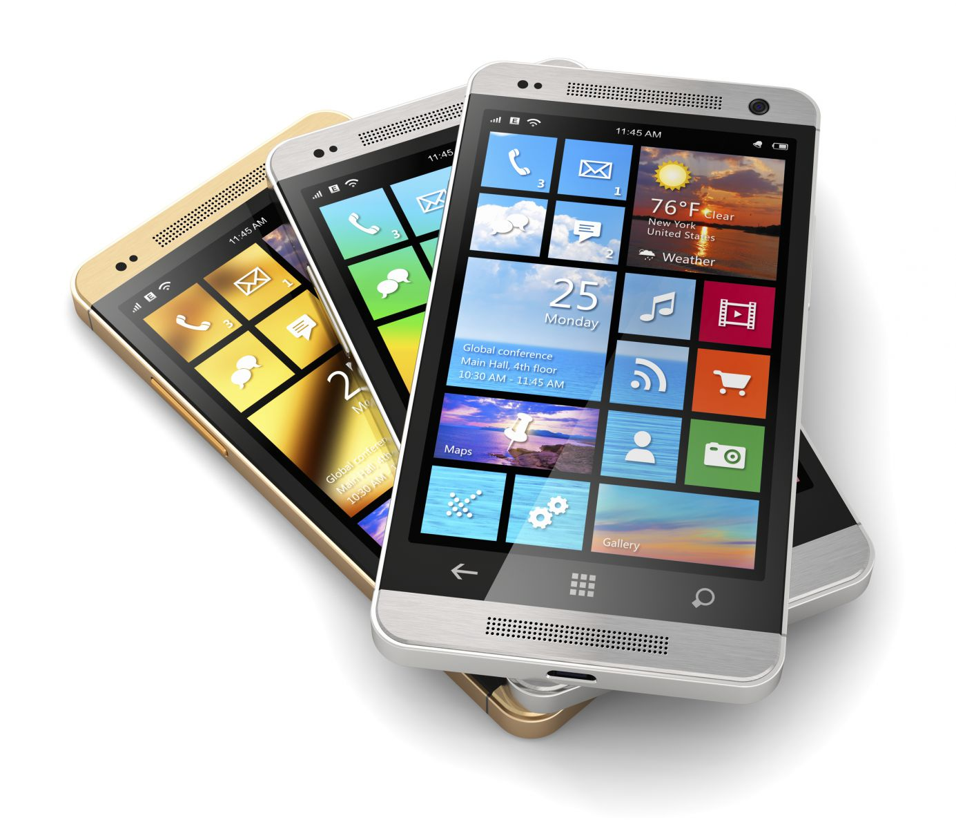 Smartphones Office 365