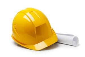 Veiligheidshelm service en technisch dienstverleners