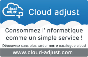 Cloud adjust, l'informatique comme un simple service